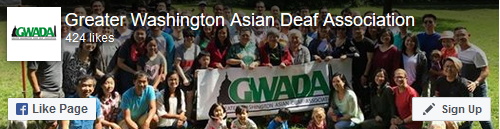 Facebook Page banner of the photo group of GWADA members
